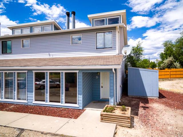 552 Garfield Drive D, Grand Junction, CO 81504 (MLS #20194057) :: The Grand Junction Group with Keller Williams Colorado West LLC