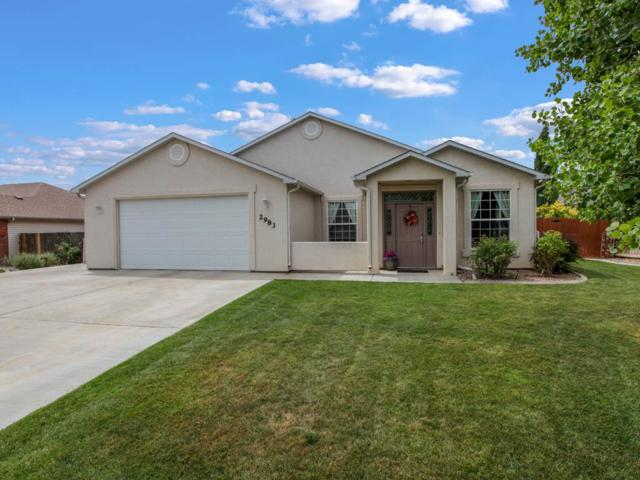 2983 Mesa Crest Place, Grand Junction, CO 81503 (MLS #20194072) :: The Christi Reece Group