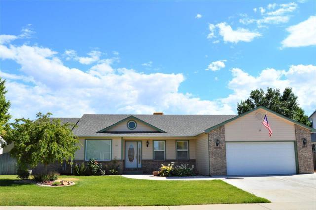 400 Poplar Drive, Fruita, CO 81521 (MLS #20194073) :: The Grand Junction Group with Keller Williams Colorado West LLC
