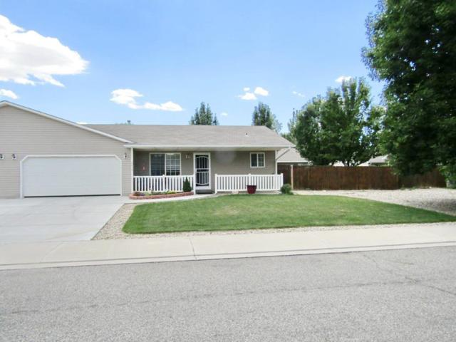 2945 Sandra Avenue B, Grand Junction, CO 81504 (MLS #20194075) :: The Grand Junction Group with Keller Williams Colorado West LLC