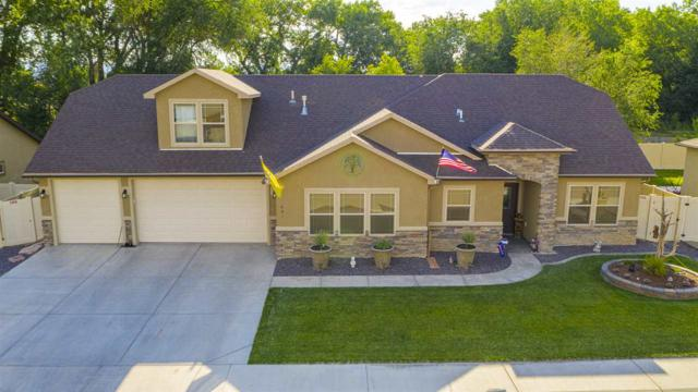 631 Allegheny Drive, Grand Junction, CO 81504 (MLS #20194080) :: The Grand Junction Group with Keller Williams Colorado West LLC