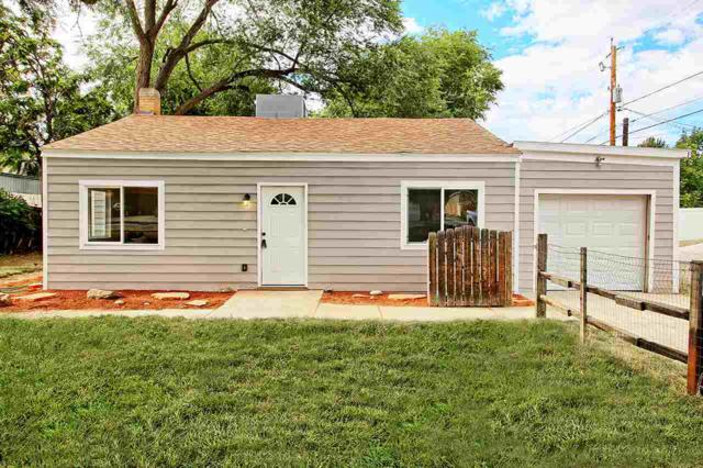 635 Santa Clara Avenue, Grand Junction, CO 81503 (MLS #20194082) :: The Christi Reece Group