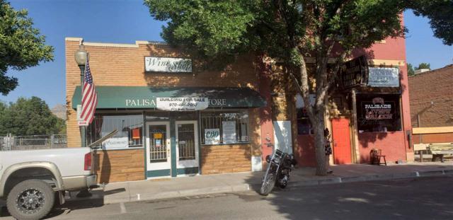 213 S Main Street, Palisade, CO 81526 (MLS #20194088) :: CapRock Real Estate, LLC