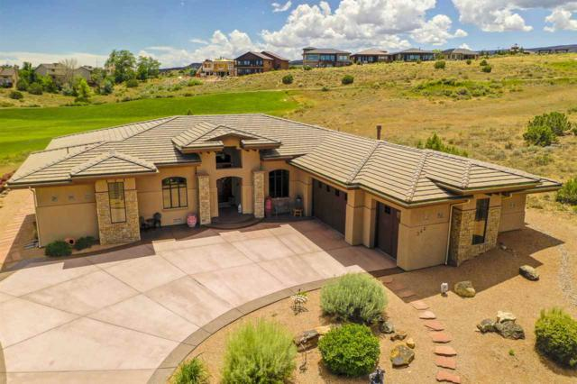 366 High Desert Road, Grand Junction, CO 81507 (MLS #20194092) :: The Grand Junction Group with Keller Williams Colorado West LLC
