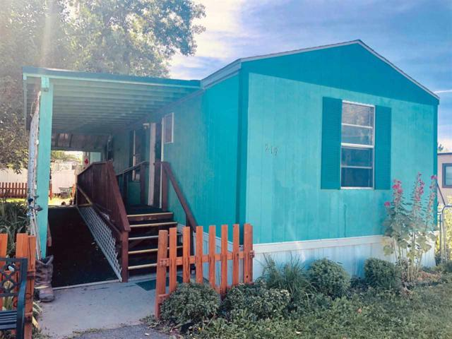 585 25 1/2 Road #219, Grand Junction, CO 81505 (MLS #20194104) :: CapRock Real Estate, LLC