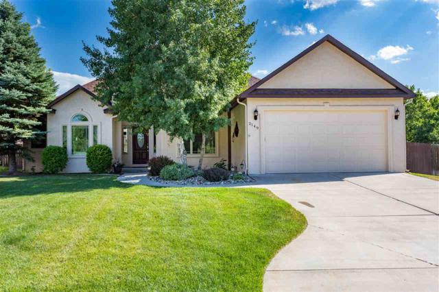 2149 Monument Village Circle, Grand Junction, CO 81507 (MLS #20194110) :: The Christi Reece Group