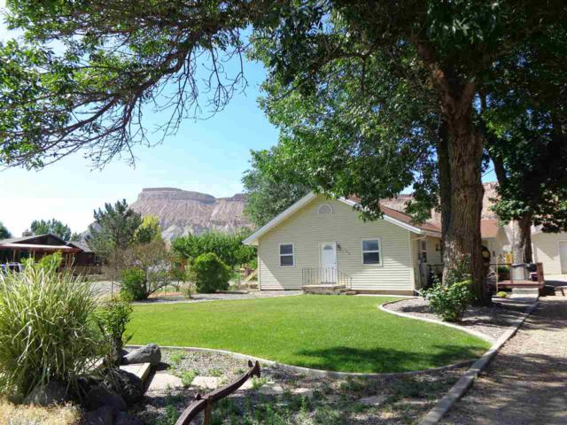 3628 G Road, Palisade, CO 81526 (MLS #20194118) :: The Grand Junction Group with Keller Williams Colorado West LLC