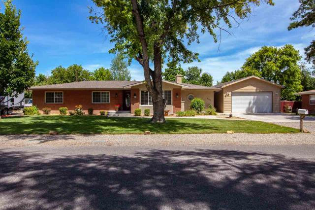 606 Partee Drive, Grand Junction, CO 81504 (MLS #20194164) :: The Christi Reece Group