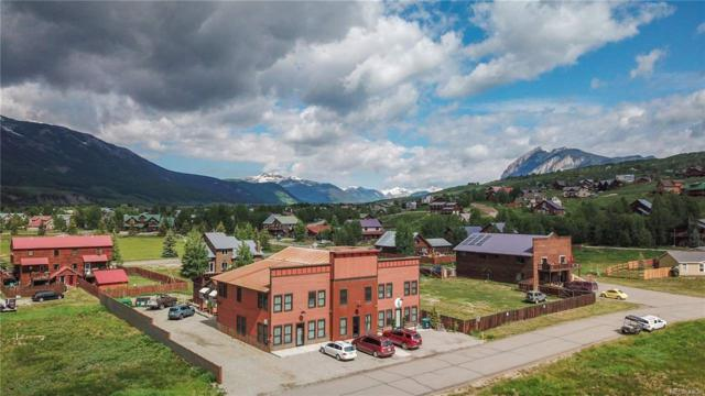 241 Gillaspey Avenue R2, Crested Butte, CO 81224 (MLS #20194175) :: The Christi Reece Group