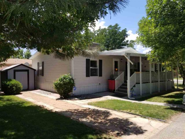 435 32 Road #602, Clifton, CO 81520 (MLS #20194178) :: The Christi Reece Group