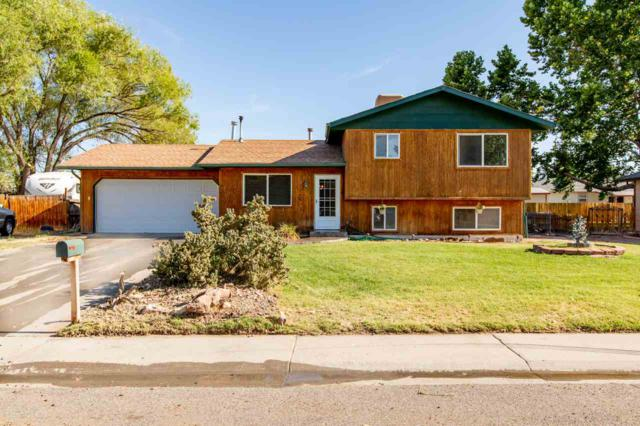 3012 Bookcliff Avenue, Grand Junction, CO 81504 (MLS #20194188) :: The Christi Reece Group