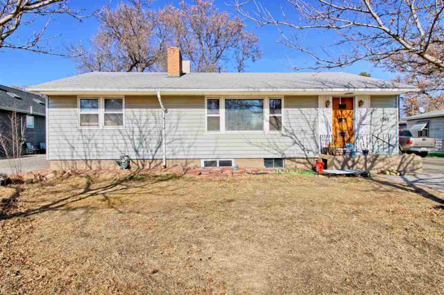 1340 Orchard Avenue, Grand Junction, CO 81501 (MLS #20194303) :: CapRock Real Estate, LLC