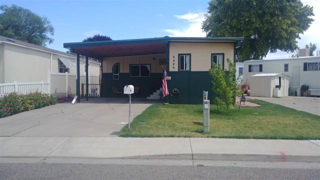 542 1/2 28 1/2 Road, Grand Junction, CO 81501 (MLS #20194329) :: CapRock Real Estate, LLC