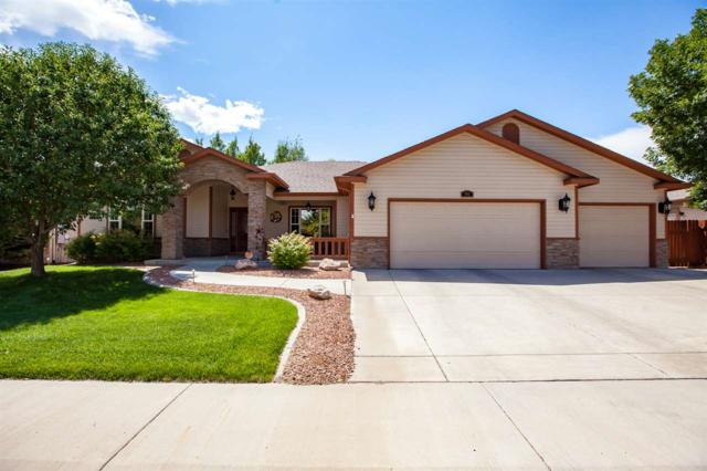 663 Tamarron Drive, Grand Junction, CO 81506 (MLS #20194333) :: The Grand Junction Group with Keller Williams Colorado West LLC