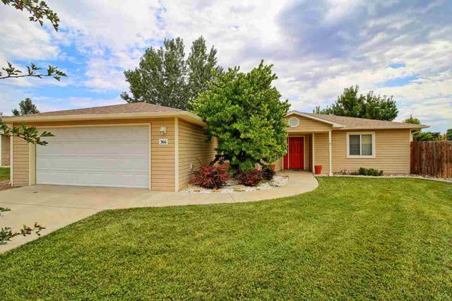 366 N Lake Court, Fruita, CO 81521 (MLS #20194395) :: CapRock Real Estate, LLC