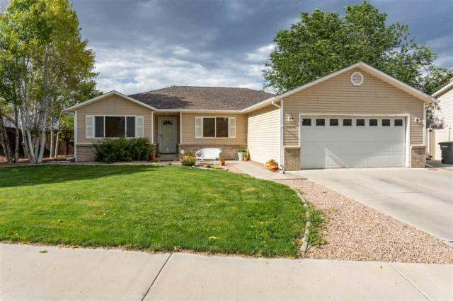 2896 W Hermosa Court, Grand Junction, CO 81506 (MLS #20194422) :: The Christi Reece Group