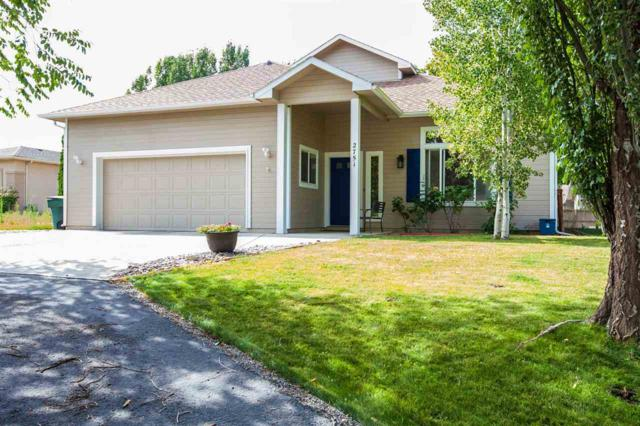 2751 G Road, Grand Junction, CO 81506 (MLS #20194440) :: The Christi Reece Group