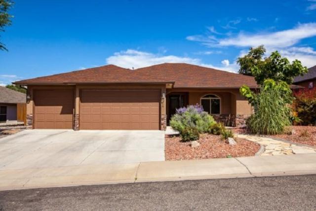 204 Vista Hills Drive, Grand Junction, CO 81503 (MLS #20194469) :: CapRock Real Estate, LLC