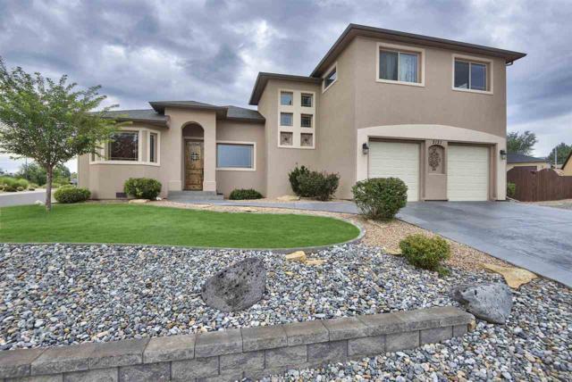 2121 Canyon Wren Court, Grand Junction, CO 81507 (MLS #20194495) :: CapRock Real Estate, LLC