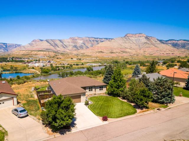 207 Willow Creek Trail, Battlement Mesa, CO 81635 (MLS #20194556) :: The Grand Junction Group with Keller Williams Colorado West LLC