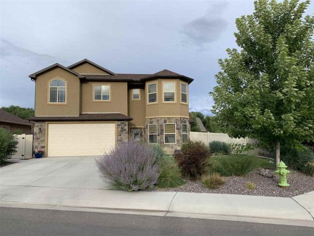 624 Bradford Drive, Grand Junction, CO 81504 (MLS #20194576) :: The Christi Reece Group