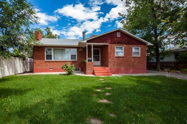 510 Hall Avenue, Grand Junction, CO 81501 (MLS #20194585) :: The Grand Junction Group with Keller Williams Colorado West LLC