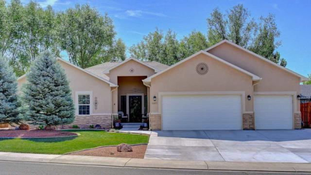 2667 Grand Vista Drive, Grand Junction, CO 81506 (MLS #20194598) :: CapRock Real Estate, LLC