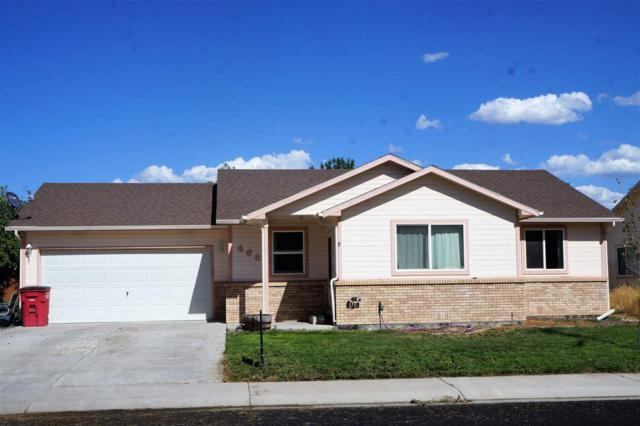 468 N Sun Court, Grand Junction, CO 81504 (MLS #20194610) :: The Grand Junction Group with Keller Williams Colorado West LLC