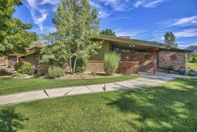 743 Wedge Drive, Grand Junction, CO 81506 (MLS #20194613) :: The Grand Junction Group with Keller Williams Colorado West LLC