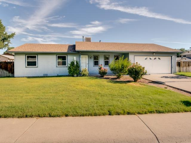 2890 F 1/4 Road, Grand Junction, CO 81506 (MLS #20194615) :: The Christi Reece Group