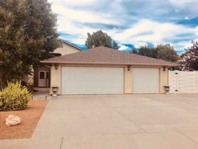 2868 Tyndale Way, Grand Junction, CO 81503 (MLS #20194624) :: CapRock Real Estate, LLC