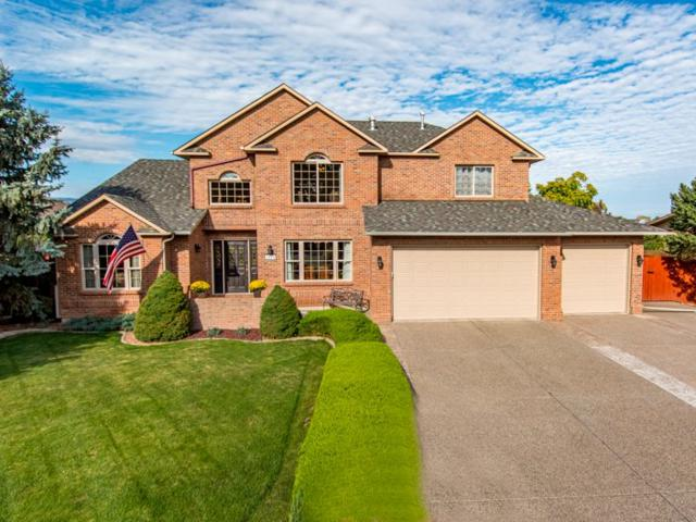 2515 Falls View Circle, Grand Junction, CO 81505 (MLS #20194643) :: The Christi Reece Group