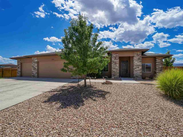 2655 Eagle Ridge Court, Grand Junction, CO 81503 (MLS #20194646) :: The Christi Reece Group