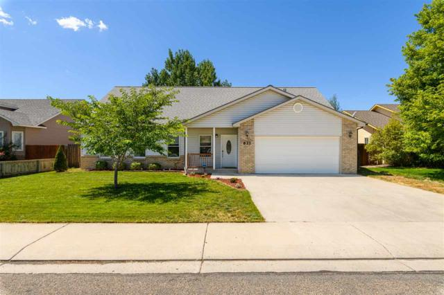 623 Silverplume Drive, Fruita, CO 81521 (MLS #20194656) :: The Grand Junction Group with Keller Williams Colorado West LLC