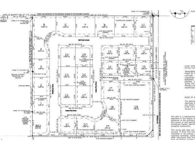1403 Oak Creek Avenue, Fruita, CO 81521 (MLS #20194661) :: The Grand Junction Group with Keller Williams Colorado West LLC