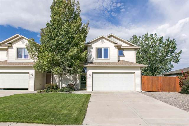 233 Park Street, Fruita, CO 81521 (MLS #20195236) :: CapRock Real Estate, LLC