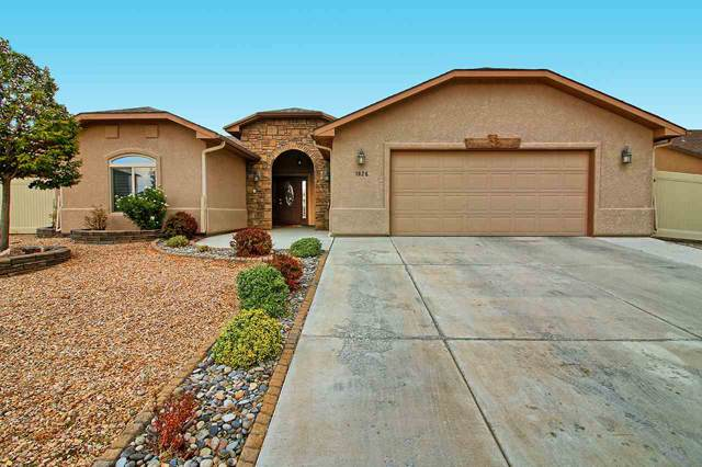 1026 Echo Canyon Street, Fruita, CO 81521 (MLS #20195237) :: CapRock Real Estate, LLC