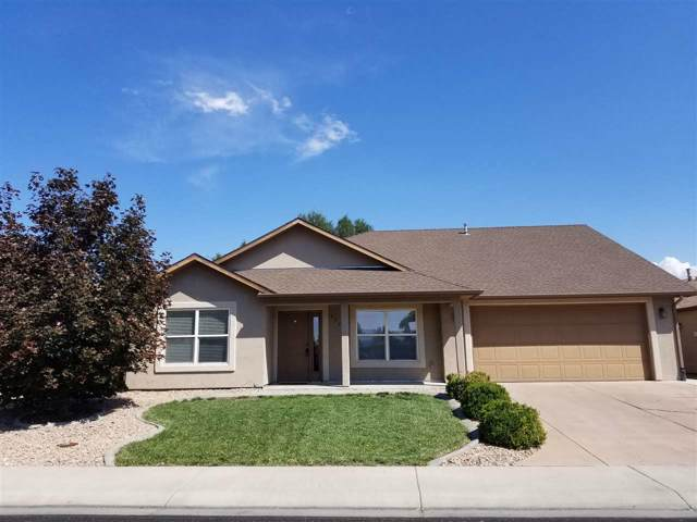 452 1/2 Bismarck Street, Grand Junction, CO 81504 (MLS #20195239) :: The Christi Reece Group