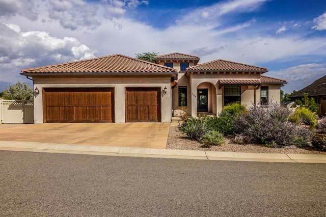 2128 Canyon Wren Court, Grand Junction, CO 81507 (MLS #20195244) :: CapRock Real Estate, LLC