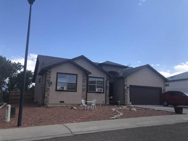 122 Dry Creek Court, Grand Junction, CO 81503 (MLS #20195248) :: CapRock Real Estate, LLC