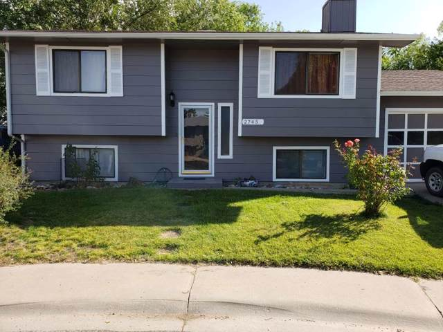 2745 Parkwood Drive, Grand Junction, CO 81503 (MLS #20195257) :: The Christi Reece Group