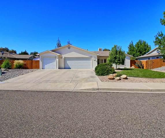 259 Park Street, Fruita, CO 81521 (MLS #20195264) :: CapRock Real Estate, LLC