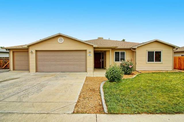 2670 B 1/2 Road, Grand Junction, CO 81503 (MLS #20195266) :: The Christi Reece Group