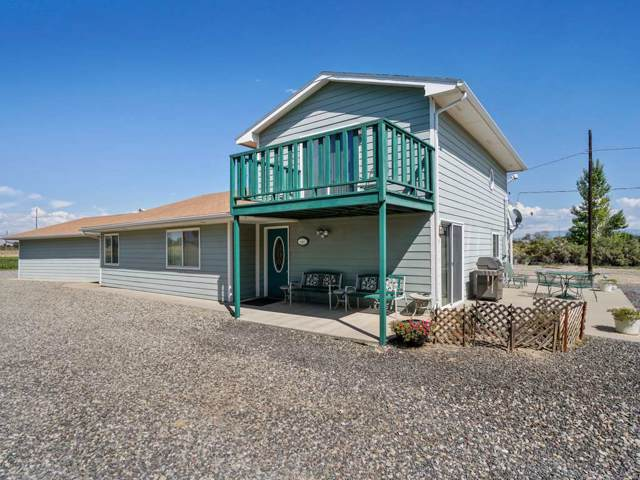 1967 Frontage Road, Fruita, CO 81521 (MLS #20195267) :: The Christi Reece Group