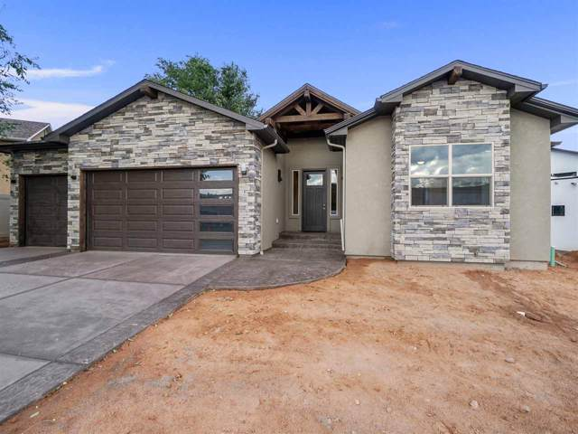 713 Malachi Street, Grand Junction, CO 81507 (MLS #20195269) :: The Christi Reece Group
