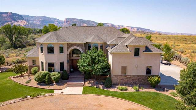 722 Washington Court, Grand Junction, CO 81507 (MLS #20195290) :: The Christi Reece Group