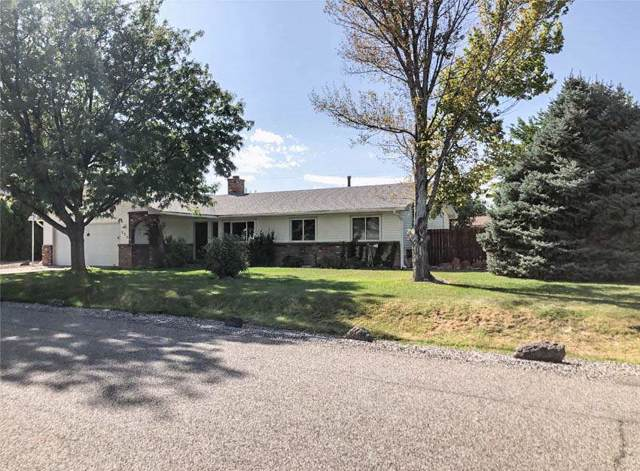 535 Oriole Drive, Grand Junction, CO 81507 (MLS #20195294) :: The Christi Reece Group
