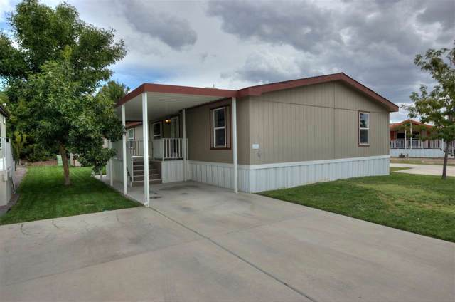 435 32 Road #555, Clifton, CO 81520 (MLS #20195296) :: The Christi Reece Group