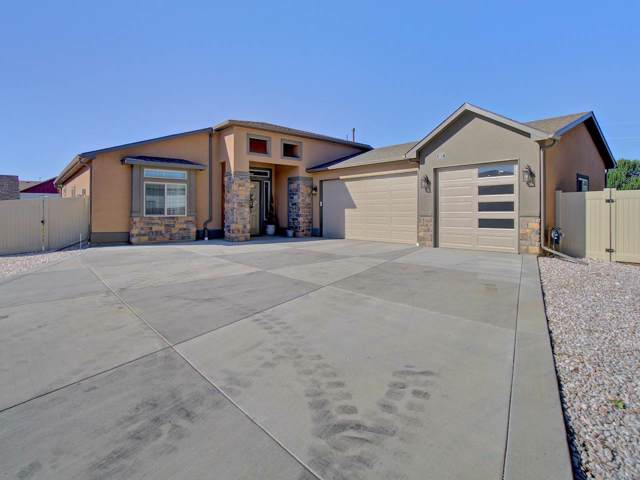 627 Gully Court, Grand Junction, CO 81504 (MLS #20195298) :: The Christi Reece Group