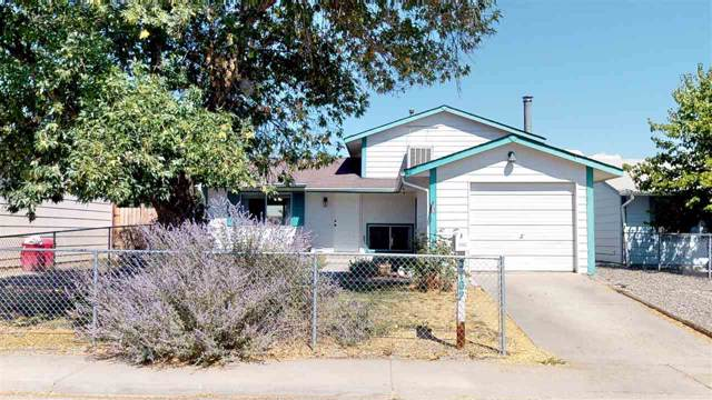 3182 Orson Avenue, Grand Junction, CO 81504 (MLS #20195300) :: The Christi Reece Group